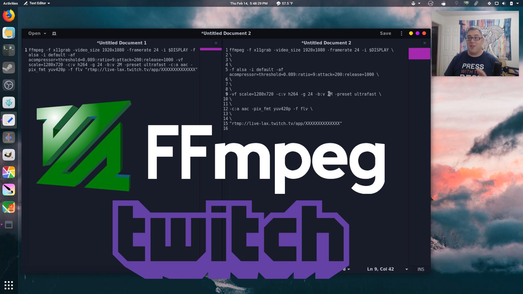 ffmpeg - Moosetodon